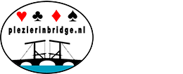 Plezier In Bridge Logo
